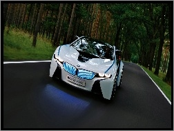 Vision, Concept, 2009, Efficient, BMW, Dynamics